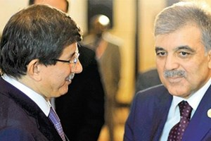 'Berrak' düello! Abdullah Gül'den Davutoğlu'na: