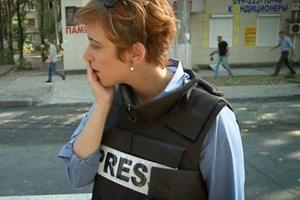 Gazeteci ihbar etti, muhabir kaçmak zorunda kaldı!