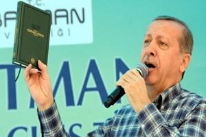Erdoğan'ı RTÜK'e şikayet ettiler: Dini istismar ediyor!
