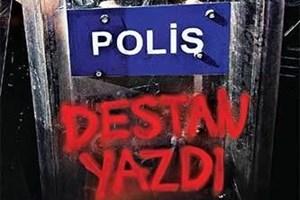 Erdoğan'ın 'Benim polisim destan yazdı' sözü kitap oldu