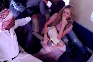 Paris Hilton'a akıl almaz şaka! Korkudan hüngür hüngür ağladı!
