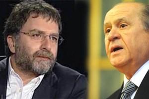 Ahmet Hakan'dan Devlet Bahçeli'ye: Kızmazsa iki soru soracağım!