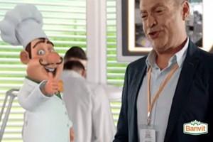 Ünlü televizyoncu gıda markasını reklam yüzü oldu!
