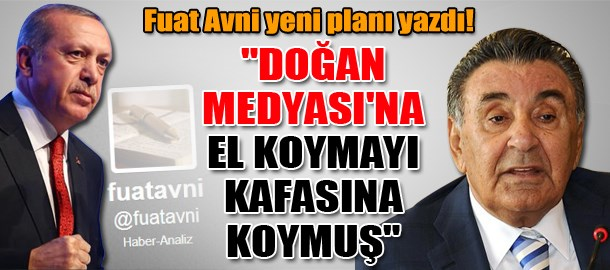 Fuat Avni'den olay tweetler!