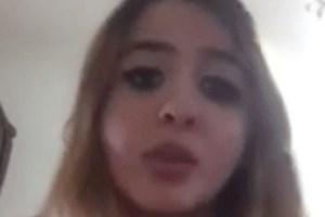 AKP kazanamadı diye ağlayan kız!