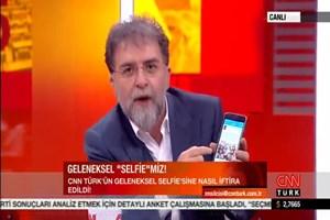 Ahmet Hakan sert çıktı!