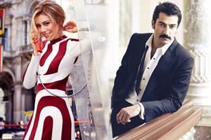 Kenan İmirzalıoğlu Sinem Kobal aşkı Londra'da belgelendi!