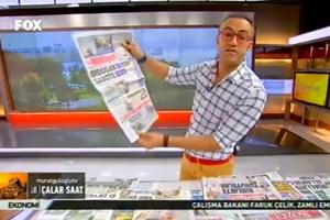 Murat Güloğlu'nu sinirlendiren izleyici mesajı