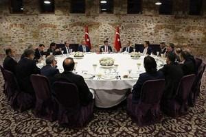 ÇGD'den o gazetecilere çağrı: Davutoğlu görüşmesini açıklayın!