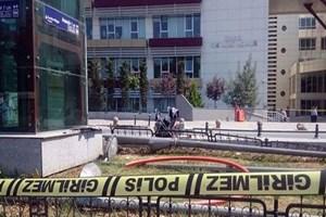İstanbul Emniyet Müdürlüğü önünde bomba paniği!