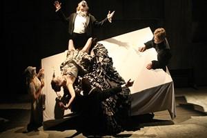 'Hamlet'i hiç böyle görmediniz!