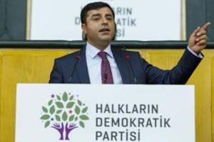 Selahattin Demirtaş'tan bomba iddia! Bu olay için özel örgüt kuruldu!