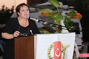 İzmir Gazeteciler Cemiyeti'nin çifte gururu!