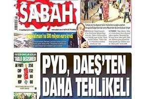 Türkiye yazarı Sabah'a çaktı: O manşetin kanalı da, kaynağı da PKK'dan tehlikeli!