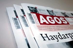 Agos'un 1000'nci sayısı çıktı!