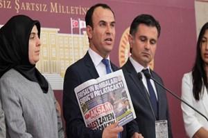 HDP'li vekilin Akşam isyanı: Ölüm fermanımı manşetten yayınladılar!