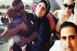 Emrah'ın ailesi Bodrum'da bıçaklı kavgaya karıştı!