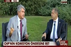 CHP'li ve MHP'li vekiller canlı yayında kapıştı! 'Bundan sonra ölümlerin sorumlusu...'