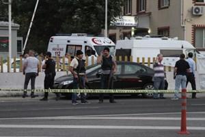 Adana Pozantı Emniyet Müdürlüğü'ne saldırı: 2 polis şehit!