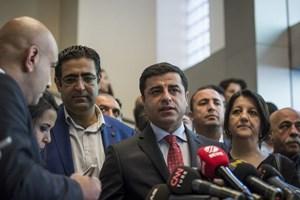 HDP'den Erdoğan ve Davutoğlu hakkında suç duyurusu!