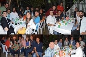 İstanbul muhabirleri geleneksel iftarda buluştu