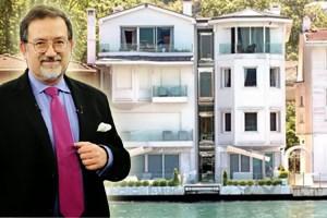 Murat Bardakçı'dan Reza Zarrab çıkışı: Yalısını yıkmayın!