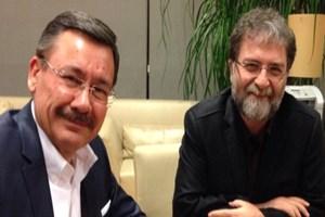 Ahmet Hakan'ın 'Çinli Melih Gökçek'  paylaşımı sosyal medyayı salladı!