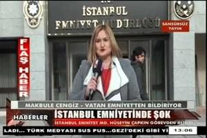 Halk TV'nin kovduğu muhabir hakkını arıyor!