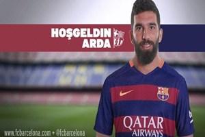 Barcelona, Arda Turan transferini böyle duyurdu!