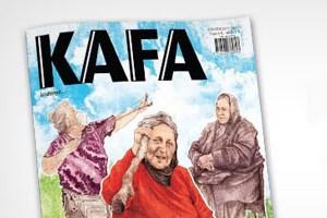 3 kadın KAFA dergisine kapak oldu!