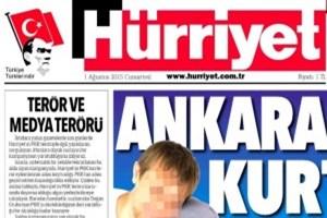 Hürriyet iktidar medyasını ayıpladı! Türkiye sevgimizi kimse sorgulayamaz!