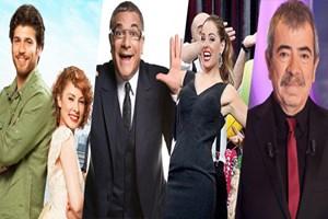 Fox TV dizisi zirvede! Hangi eğlence programı ilk üçe girdi?