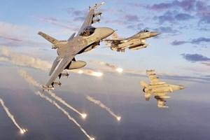 Türk jetleri IŞİD'i vurdu, dış basın böyle duyurdu!