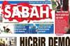 Sabah yazarının ölümü gazetelere böyle yansıdı!