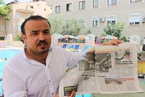 Hollandalı gazeteciler Türkiye'deki güvenli tatili yazdı!