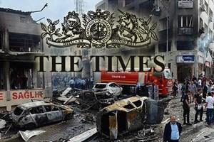 Times'dan çarpıcı tespit! 'Doğubeyazıt saldırısıyla Türkiye iç savaşa yaklaştı'