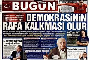 Koç Holding, Bugün'ün 'Gezi'den beri tehdit alıyoruz' haberini yalanladı