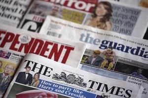 Diyarbakır'da tutuklanan gazeteciler İngiliz basınında!