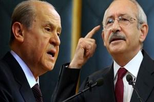 Kılıçdaroğlu ve Bahçeli'den medya operasyonuna sert tepki!