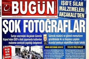 Türkiye: Bugün'ün manşetteki yalanı elinde patladı