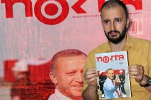 Erdoğan kapaklı sayısı toplatılan Nokta'nın tepe ismi Medyaradar'a konuştu: Bizi korkutamayacaklar!