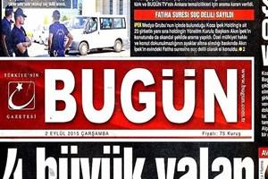 Koza İpek Holding'e baskın, grubun gazetelerine nasıl manşet oldu?