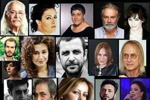 Sanatçılardan 'savaştan vazgeçin' çağrısı: Tahammülümüz kalmadı!