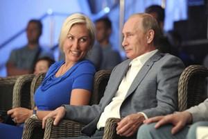 Putin'in yeni aşkı olay oldu!