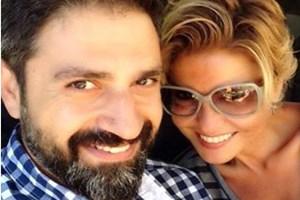 Gülben Ergen'den Erhan Çelik'e duygusal mesaj: Her hissin huzuru için...