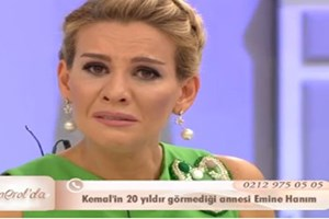 Esra Erol gözyaşlarına boğuldu!