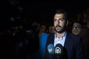 Hürriyet protestocusu AK Partili vekil konuştu!