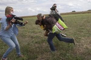 'Gazeteci' insanlığa çelme taktı!