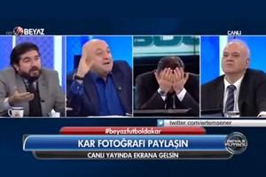 Beyaz Tv'de skandal sözler!