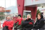 'Umut Nöbeti'nin 32. gününde 32. Gün ekibi Silivri'de